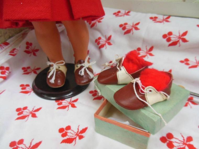 Quand on aime... une paire de chaussures pour Françoise