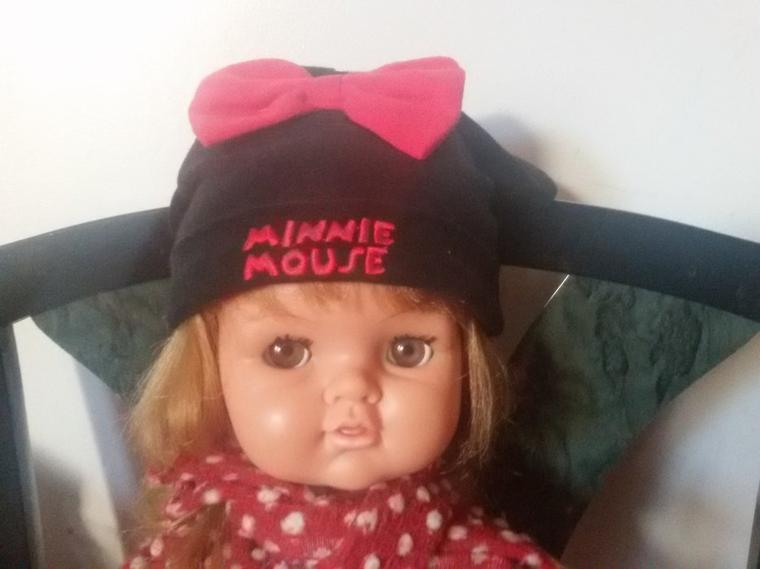 Quand Suzie se prend pour Minnie