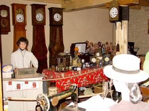 Le quotidien d'autrefois au Musée du machinisme agricole et automobile de Salviac -Lot