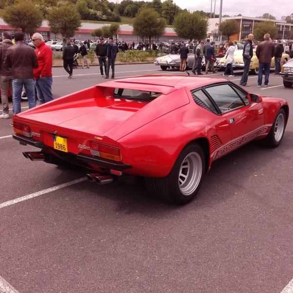 // DE TOMASO PANTERA GT5 S //