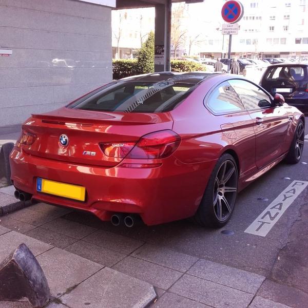// BMW M6 //