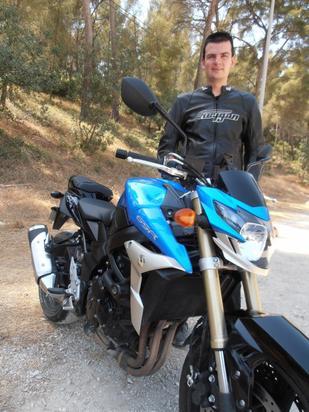 24/03/2012 - Ma deuxième moto