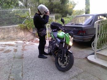 15/04/2011 - Obtention du permis A et première moto