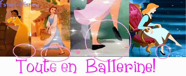 Toute en Ballerine