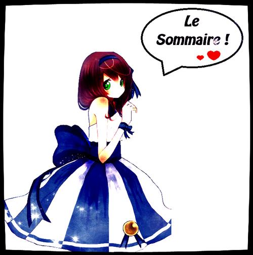 LE SOMMAIRE !!!! ^°^