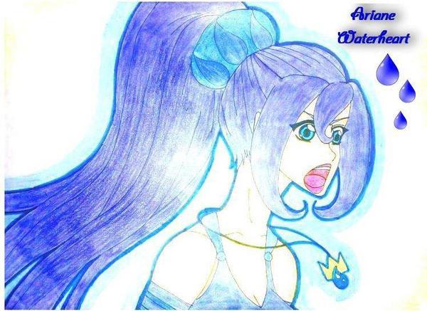 Ariane Yuchiri-Waterheart N°2