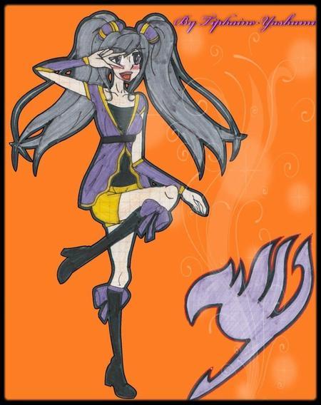 Fanfiction Fairy Tail, Chapitre 4.