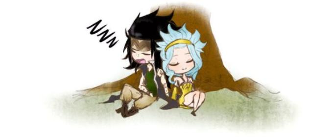 GAJEEL AND LEVY BLOG
