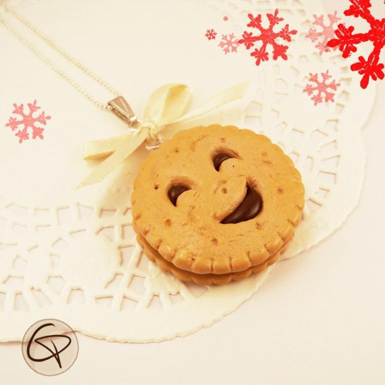 Sautoir Biscuit !!!
