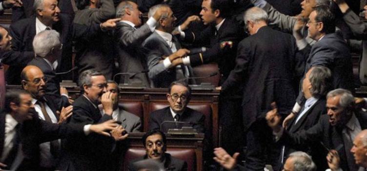 Les 400 coups de... Paolo Sorrentino • L'alter ego : Toni Servillo ♥♥♥