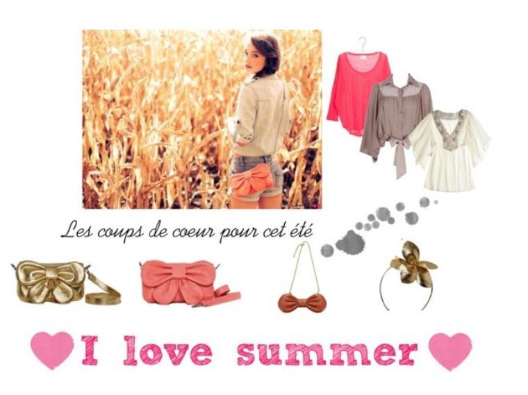 Tenue d'été .