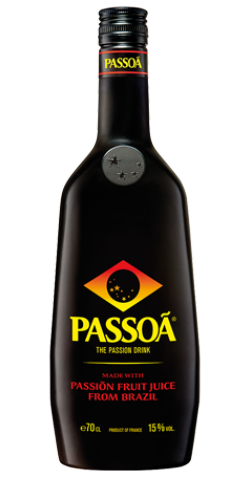 Party drinks: Passoa