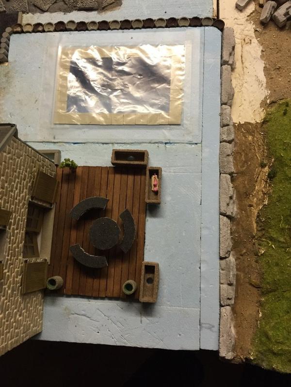 Suite d'aménagement extérieur