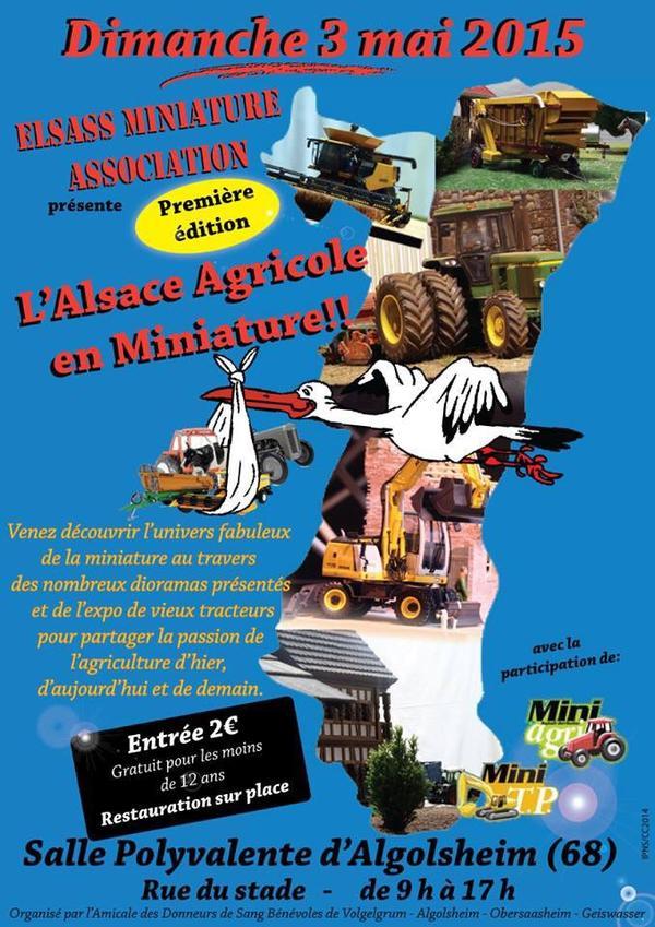Expo miniature algolsheim