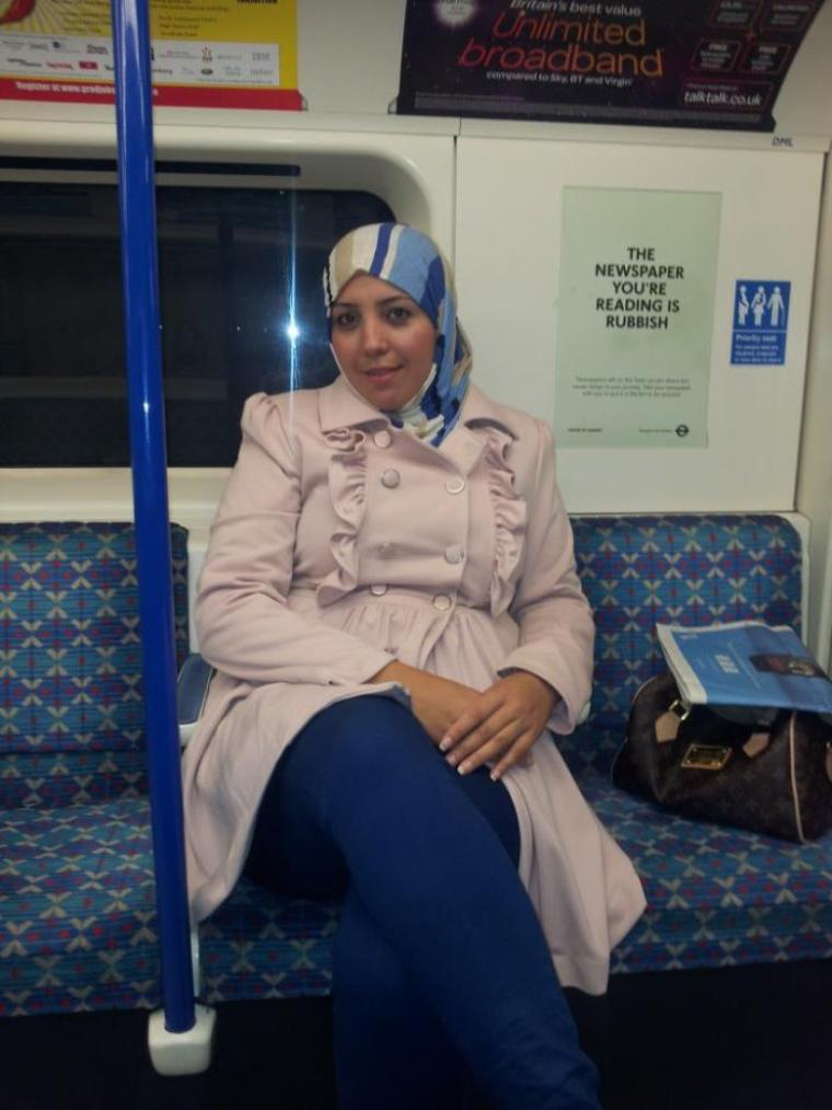 A special blue day in London