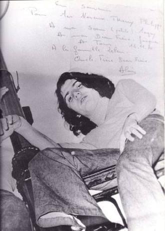 Daniel Balavoine dans les années 70