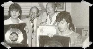 Interview sur Aquitaine radio (Août 1981) - Partie 5
