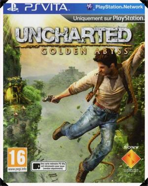 Uncharted - Golden Abyss