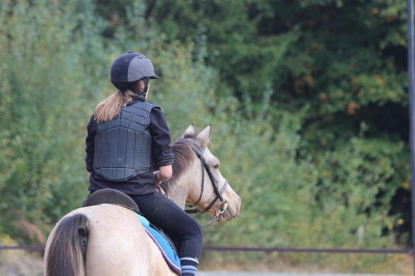 """""""Je cherche à entrer dans le monde des chevaux, à les comprendre. La confiance, c'est la clé. Un cheval doit être content de voir son cavalier, de passer un moment en sa compagnie. Faites rimer exigence et plaisir, obéissances et complicité, indication sans contrainte."""""""