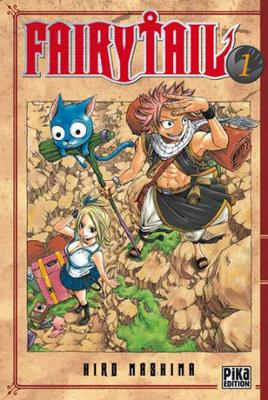 Spécial Manga : Fairy Tail de Hiro Mashima.