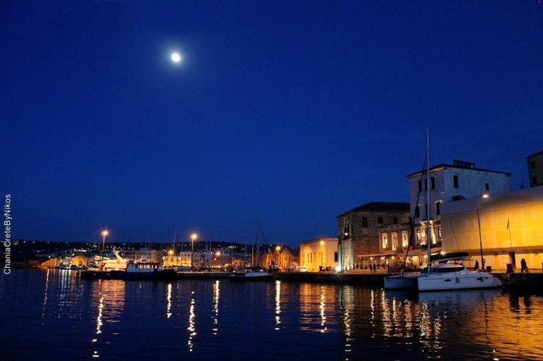 "Favourite place In whole World:Greece""Chania"""