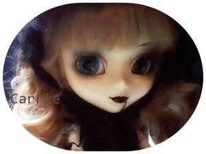 #2 Carrie // Pullip Noir Regeneration // Gothique et Swag. ~ ♥