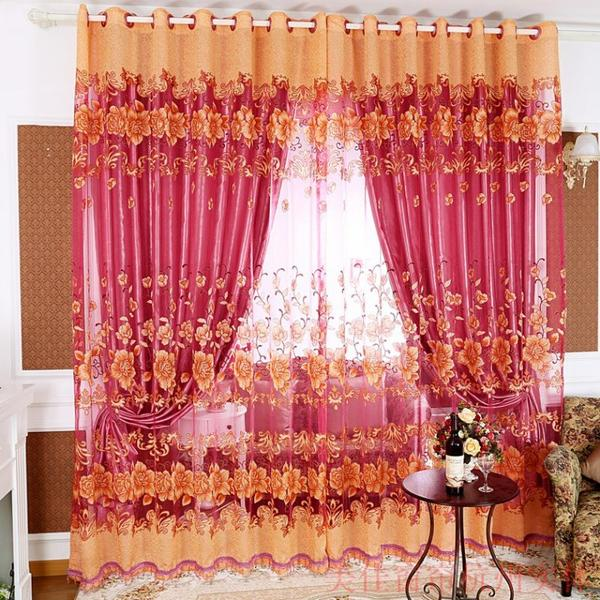 rideaux et doubles rideaux