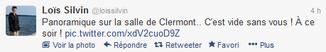 THE VOICE-TOUR 2013 ça continue à Clermont / Strasbourg