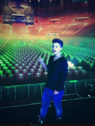 The voice tour a Bercy ! (Rêve de Lois )