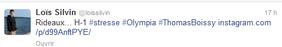 Lois silvin - 1er partie de Thomas boissy à L'olympia ♥