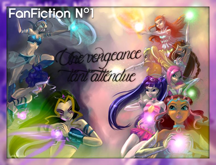 """FanFiction N°1 : """"Une vengeance tant attendue"""""""