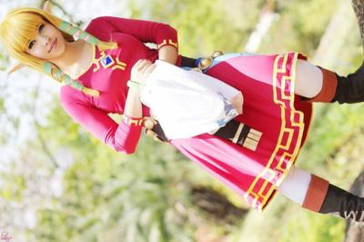 Cosplay ~ spécial Zelda