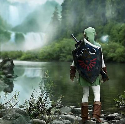 Cosplay ~ spécial Link