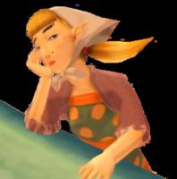 Pavelle, la fille de la Consigne