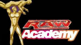 Bienvenue à raw academy !!! =)