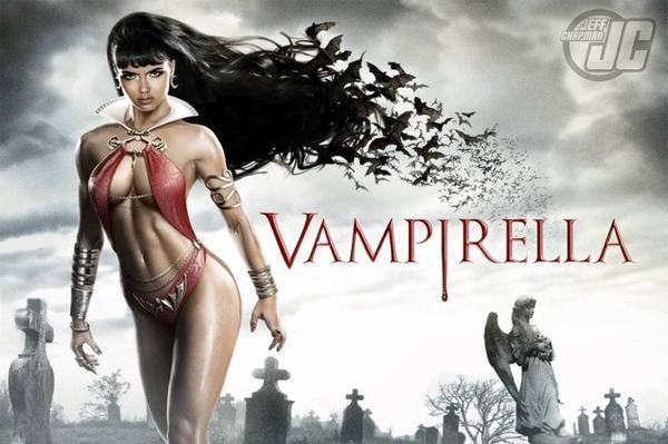 Vampirella Vs Vertigo