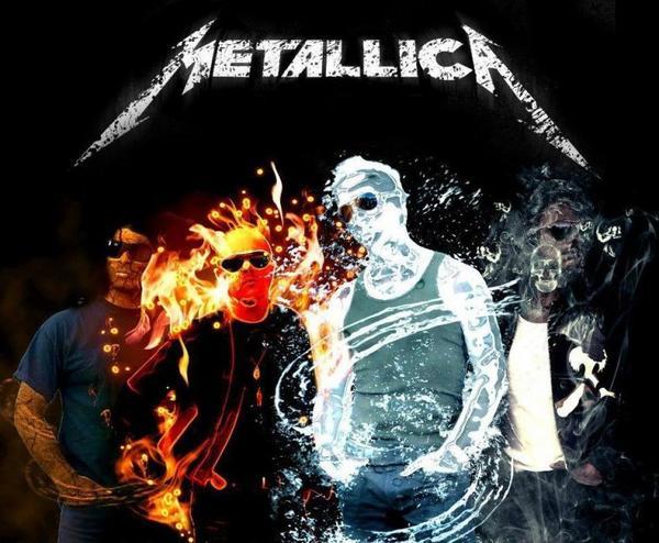 Metallica - Veteran of Psychic Wars