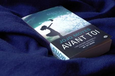 """""""Avant toi"""" (Livre)"""