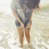 Dis-leur que j'étais heureuse;et que maintenant mon coeur est brisé, que toutes mes cicatrices sont ouvertes*