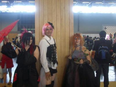 Itachi version Visual Kei(Japan Expo 2012) => Terminé