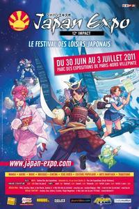 Japan Expo 2011 (samedi et dimanche)