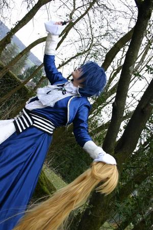 Kaito Madness of Duke Venomania / Kachess Crim => Terminé