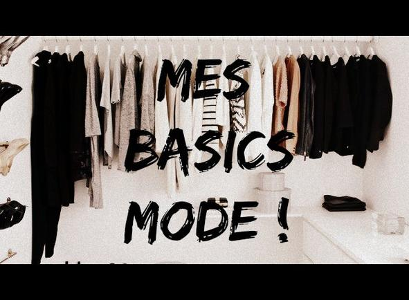 Mes basics/indispenssables mode ! 💎