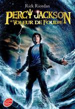 Percy Jackson de Rick Riordan