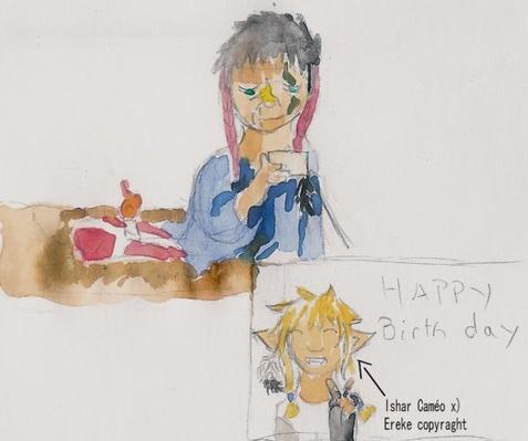 M.B Birth day