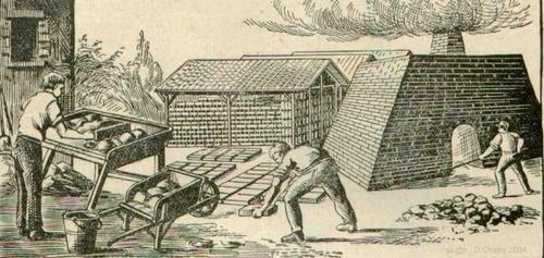 le briquettier