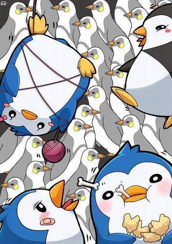 Un jour les Pingouins règneront sur le monde.
