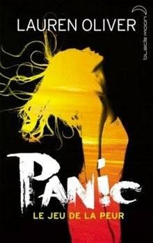 Lauren OLIVER Panic