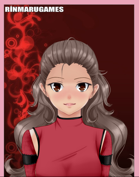 Camélia Blood (OC)