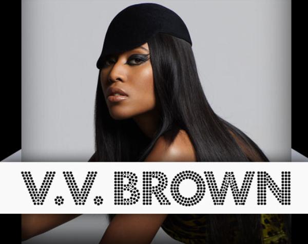 VV Brown / Melissa Nkonda.